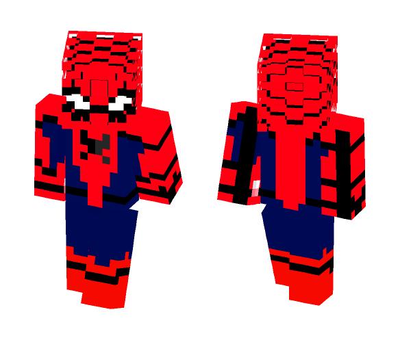 Spiderman - Comics Minecraft Skins - image 1