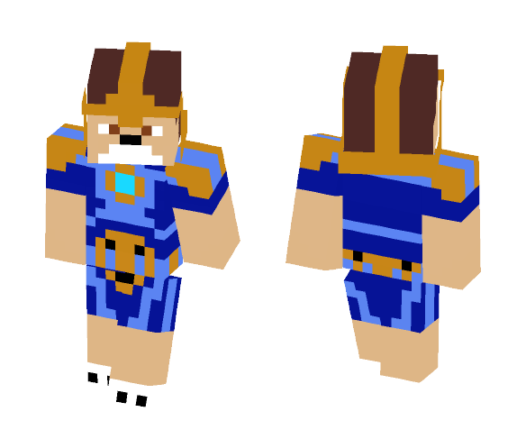 Leccit - Male Minecraft Skins - image 1
