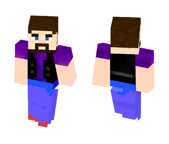 Cool Guy - Male Minecraft Skins - image 1
