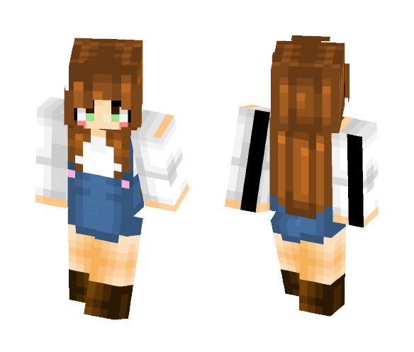 a farmer's life - Female Minecraft Skins - image 1