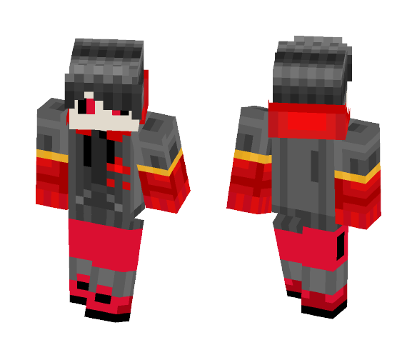 SwapFellHuman Papyrus - Male Minecraft Skins - image 1