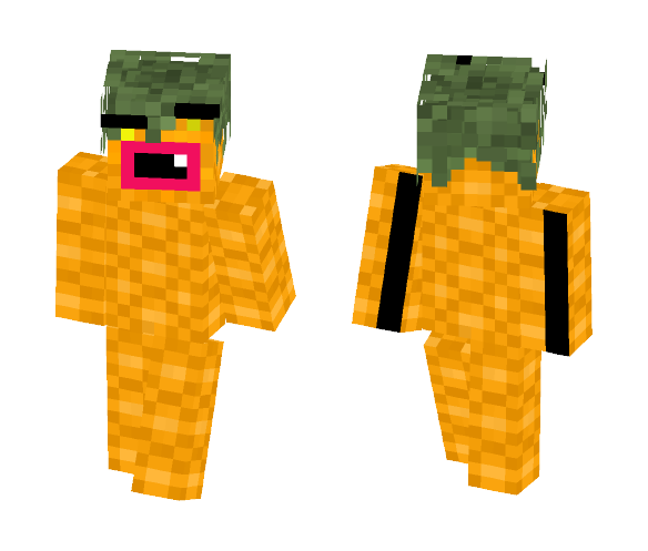 Pineapple - Other Minecraft Skins - image 1