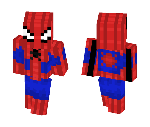 Spiderman - Comics Minecraft Skins - image 1