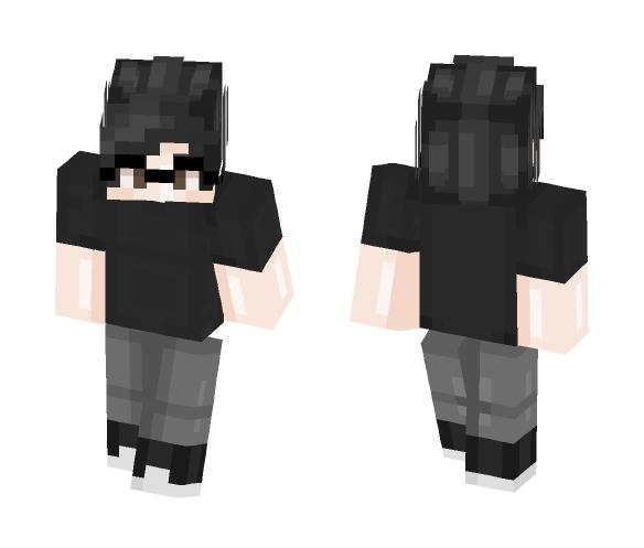 ~Joji.~ (Steve version.) - Male Minecraft Skins - image 1