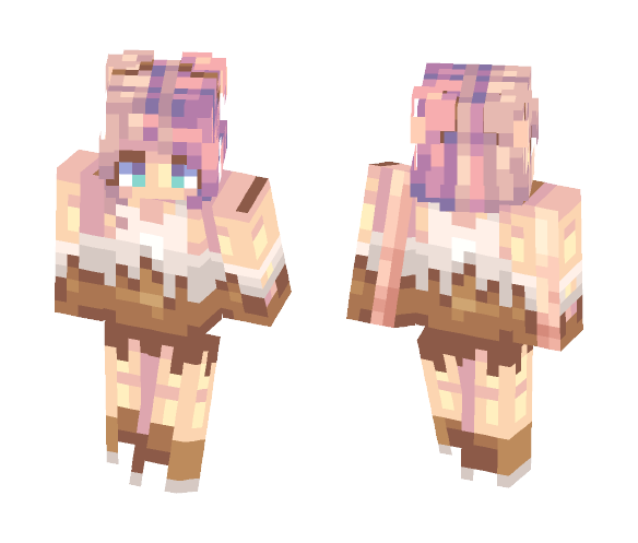 Pour a little flavor in me - Female Minecraft Skins - image 1