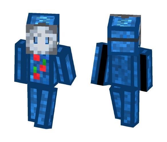 'ThreeBerries' [ORIGINAL SKIN] - Male Minecraft Skins - image 1
