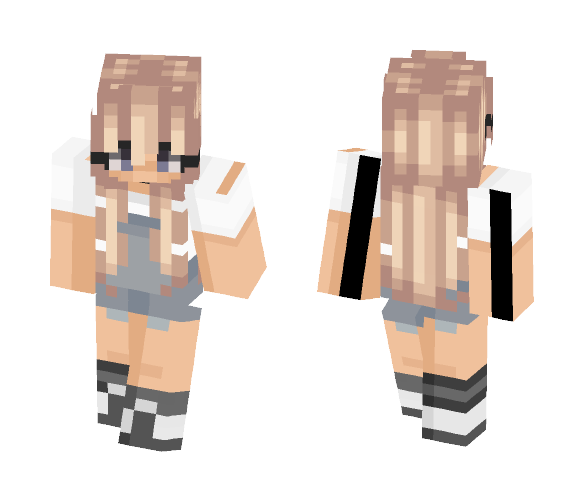 thqtkiwi ~ request - Female Minecraft Skins - image 1