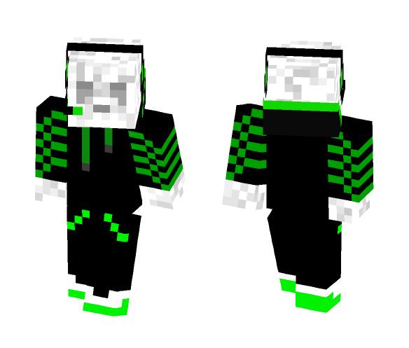 Gamer Ghast - Male Minecraft Skins - image 1