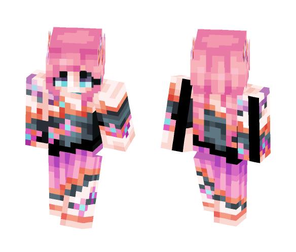 ☆ βενεℜℓγ ☆ OC Moria - Female Minecraft Skins - image 1