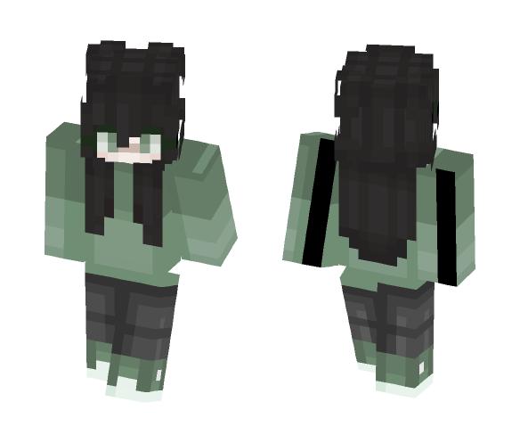 ~Leafode.~ - Other Minecraft Skins - image 1