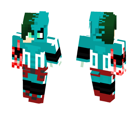 "The ""1 for all"" version - Male Minecraft Skins - image 1"