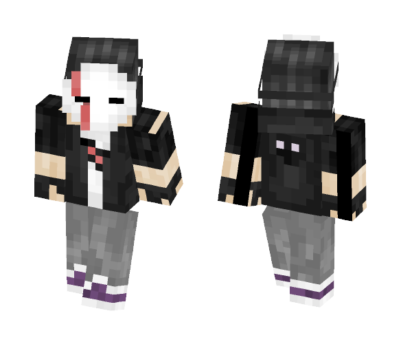 o3o Remade Skin - Male Minecraft Skins - image 1