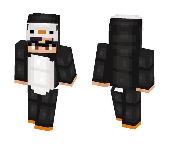 Penguin Onesie - Male Minecraft Skins - image 1