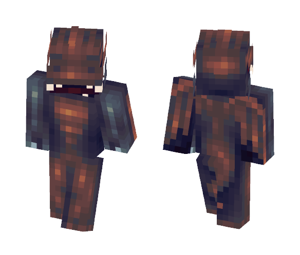 Dragon - Other Minecraft Skins - image 1