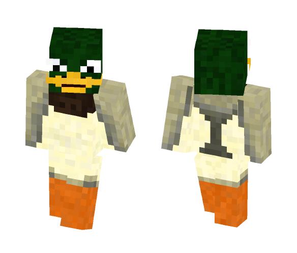 Random Duck - Male Minecraft Skins - image 1