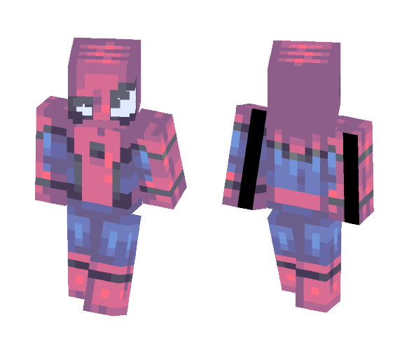 Homecoming (no jacket)-Pnp - Male Minecraft Skins - image 1