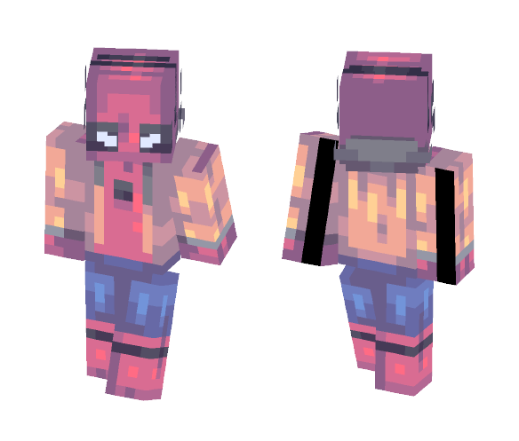 Homecoming- Pnp - Male Minecraft Skins - image 1