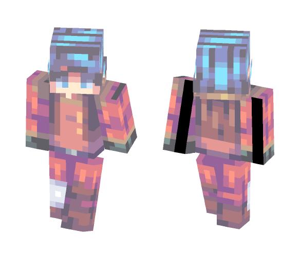 Ezra - Pnp - Male Minecraft Skins - image 1