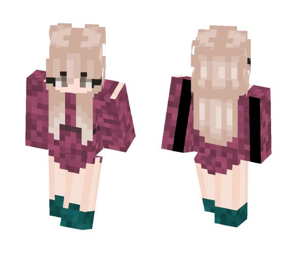 H i E v e r y o n e - Female Minecraft Skins - image 1