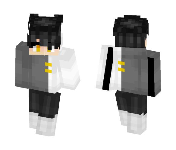 Crescent - Male Minecraft Skins - image 1