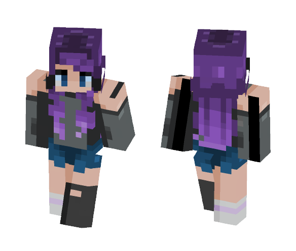 I'm not dead, yet - Female Minecraft Skins - image 1
