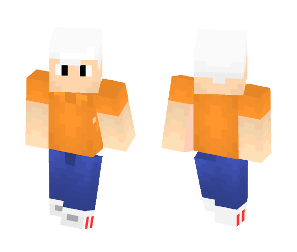 Lincoln Loud The Loud House - Male Minecraft Skins - image 1