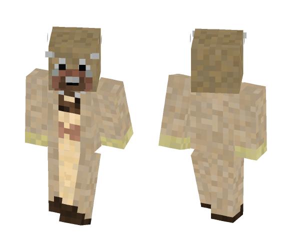 Tusken raider - Male Minecraft Skins - image 1