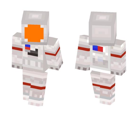 Dead Astronaut - Male Minecraft Skins - image 1