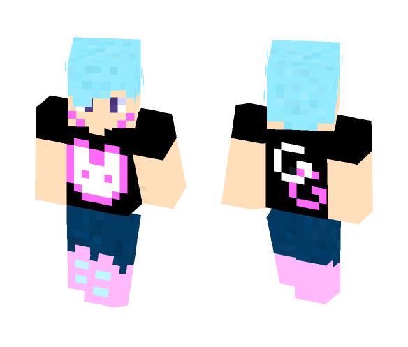 dva fanboy - Male Minecraft Skins - image 1