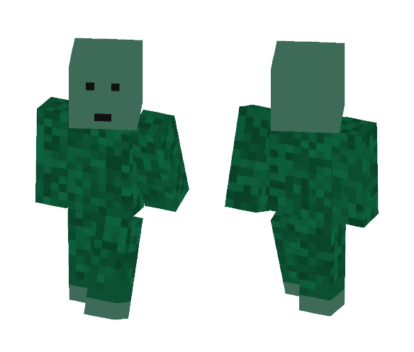 3D Layer Camoflage Template - Interchangeable Minecraft Skins - image 1