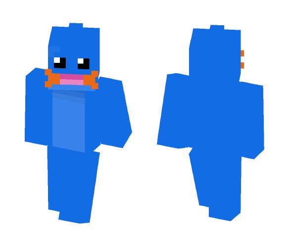 Mudkip - Pokemon - Interchangeable Minecraft Skins - image 1