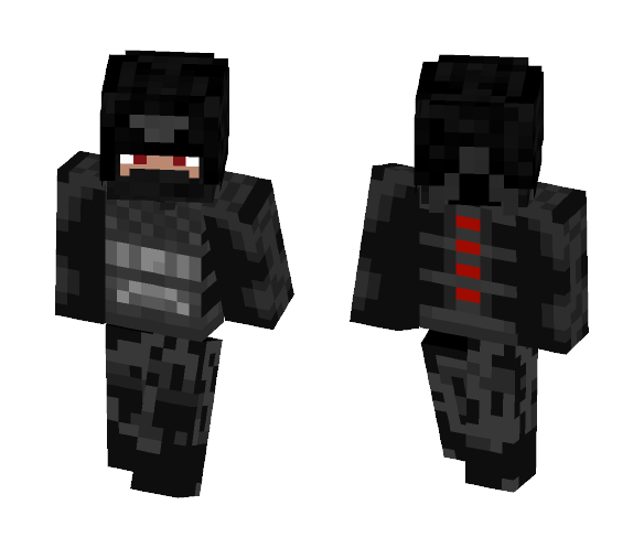 The Past Comes to Haunt Me (o.O') - Male Minecraft Skins - image 1