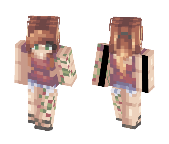 Summer - Female Minecraft Skins - image 1