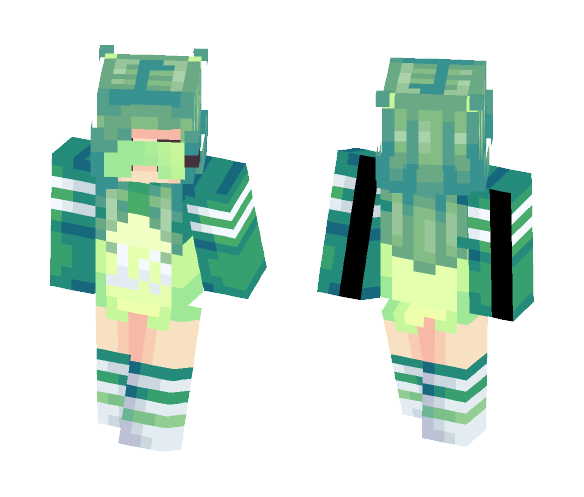 Ten - Female Minecraft Skins - image 1