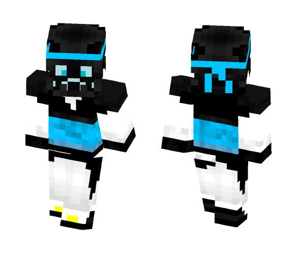Yang sans - Male Minecraft Skins - image 1