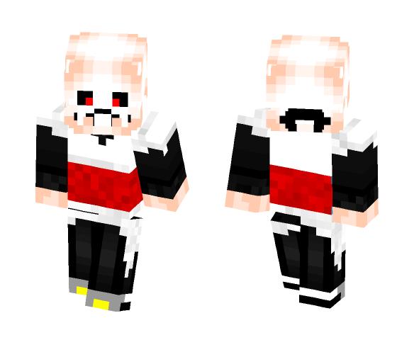 Yin sans - Male Minecraft Skins - image 1