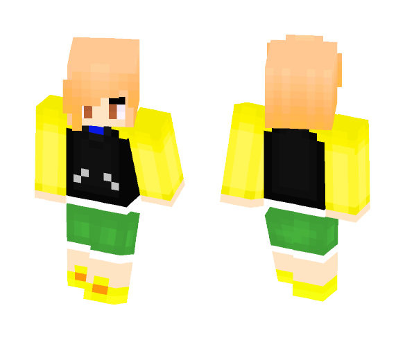 I'm (Maybe) Back!♡ - Male Minecraft Skins - image 1