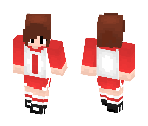 Lynn Loud The Loud House - Female Minecraft Skins - image 1