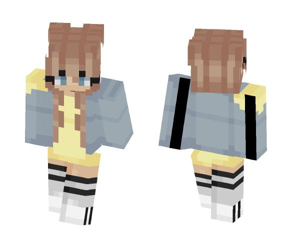 powerless - Female Minecraft Skins - image 1
