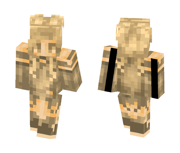 Personal - Female Minecraft Skins - image 1