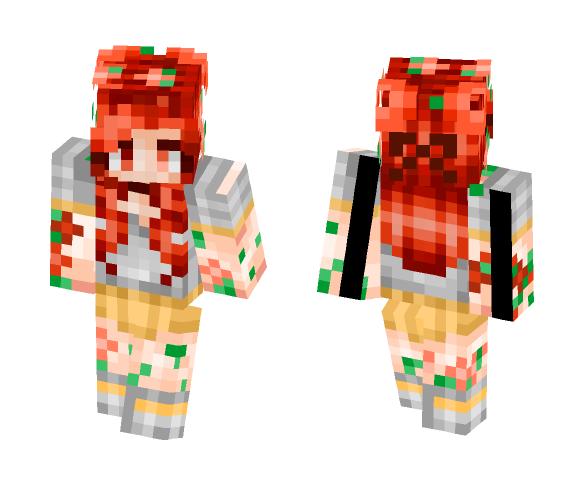Rosey - Female Minecraft Skins - image 1