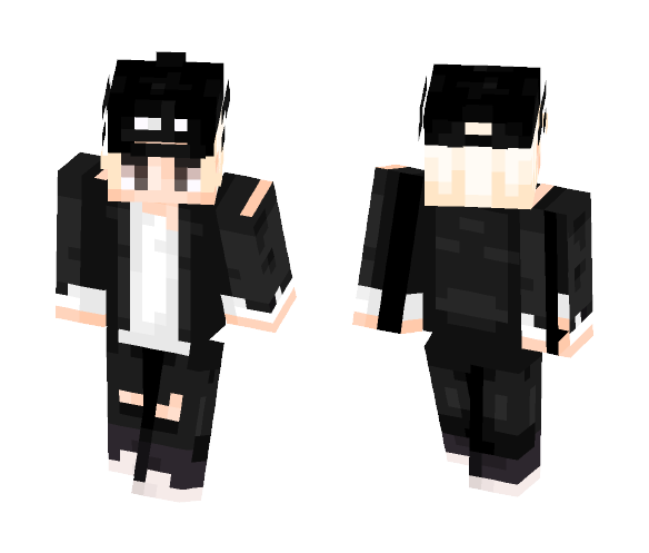 save me - Male Minecraft Skins - image 1