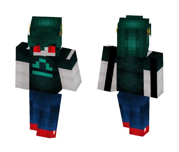 Homestuck - Terezi Pyrope - Female Minecraft Skins - image 1