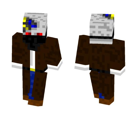 Robot - Male Minecraft Skins - image 1