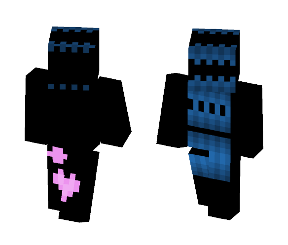 Shading tutorial-for a follower - Interchangeable Minecraft Skins - image 1