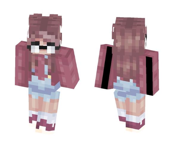 ღF҉????????ⓞ ????♡ ~ ❥July - Female Minecraft Skins - image 1
