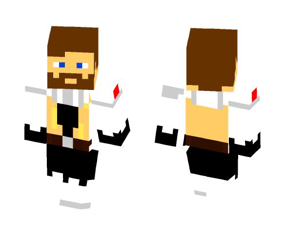 Obi Wan Kenobi (Clone Wars) - Male Minecraft Skins - image 1