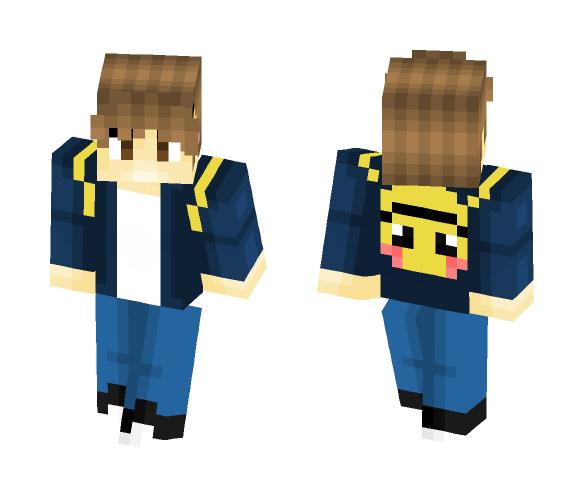 School boy - Boy Minecraft Skins - image 1