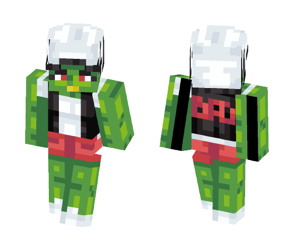 Bad - Female Minecraft Skins - image 1