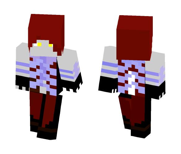 Jedi Hunter Starkiller - Male Minecraft Skins - image 1
